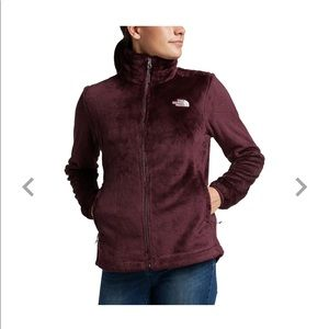 The North Face Osito Full zip jacket